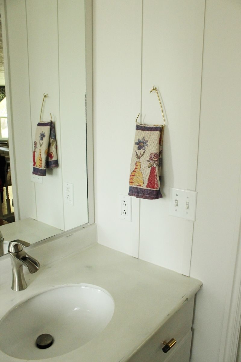 Finishing Touches to Fully Complete a Bathroom Makeover
