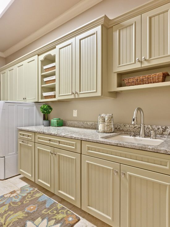 Headboard style laundry room : corner cabinet laundry - Cheerinfomania.Com