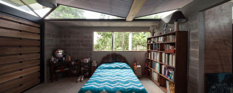 House V sleeping area