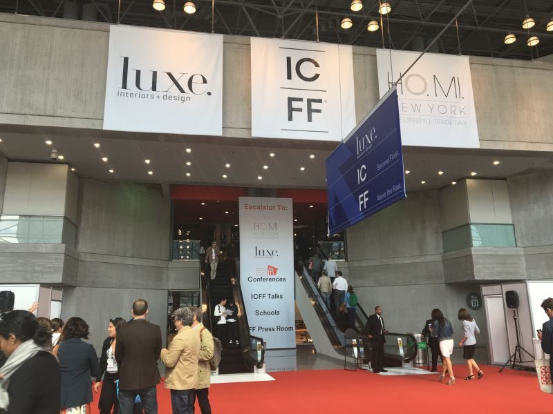 ICFF 2016 Features Hand-Crafted Designs Along with Tech Innovations