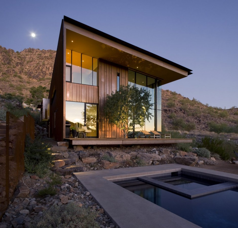 Jarson Residence by Will Bruder + Partners 2