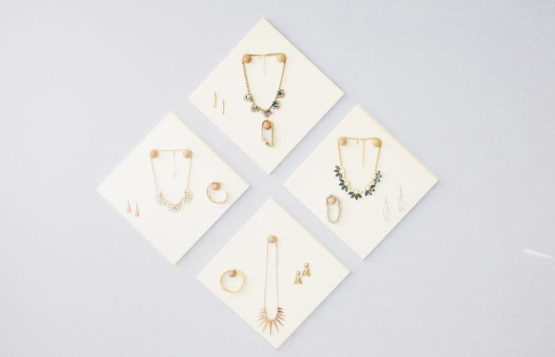 Jewelry Display Canvases