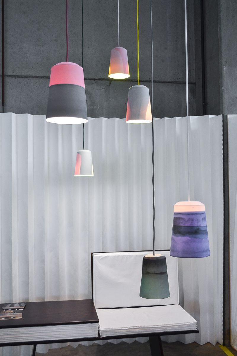 Lamps by Mayers and Fugmann