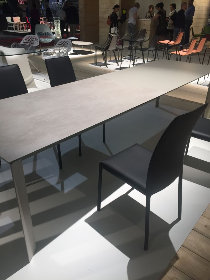 ... Large dining table with an unusual shape & 99 Dining Room Tables That Make You Want A Makeover