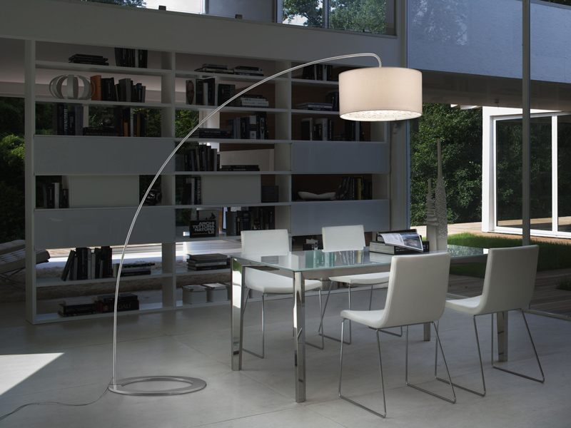Oversized Floor Lamp the many stylish forms of the modern arc floor lamp