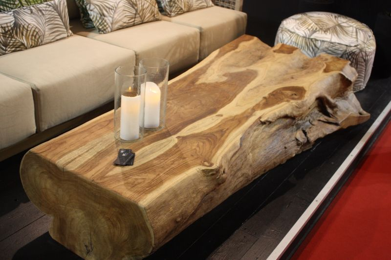 Live Edge Furniture Might Be Made With Old Wood But The Designs And Styles Fit