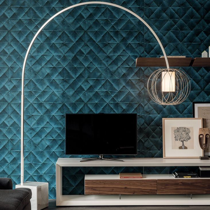 midday arc floor lamp - Arc Floor Lamps