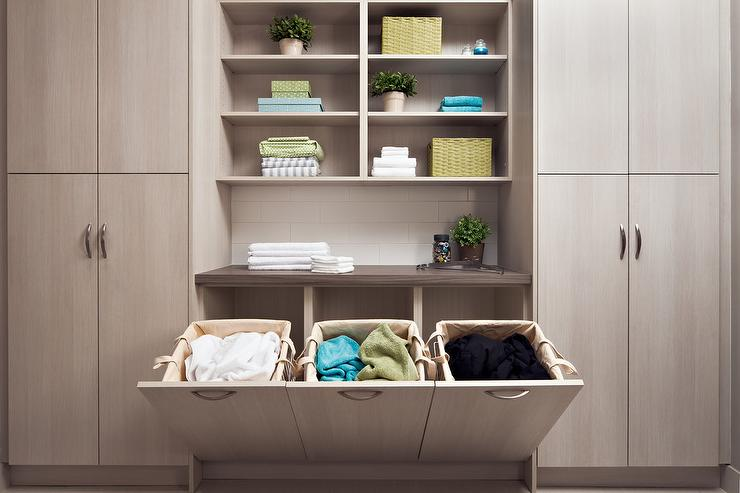 Modern Laundry Rooms 40 laundry room cabinets to make this house chore so much easier