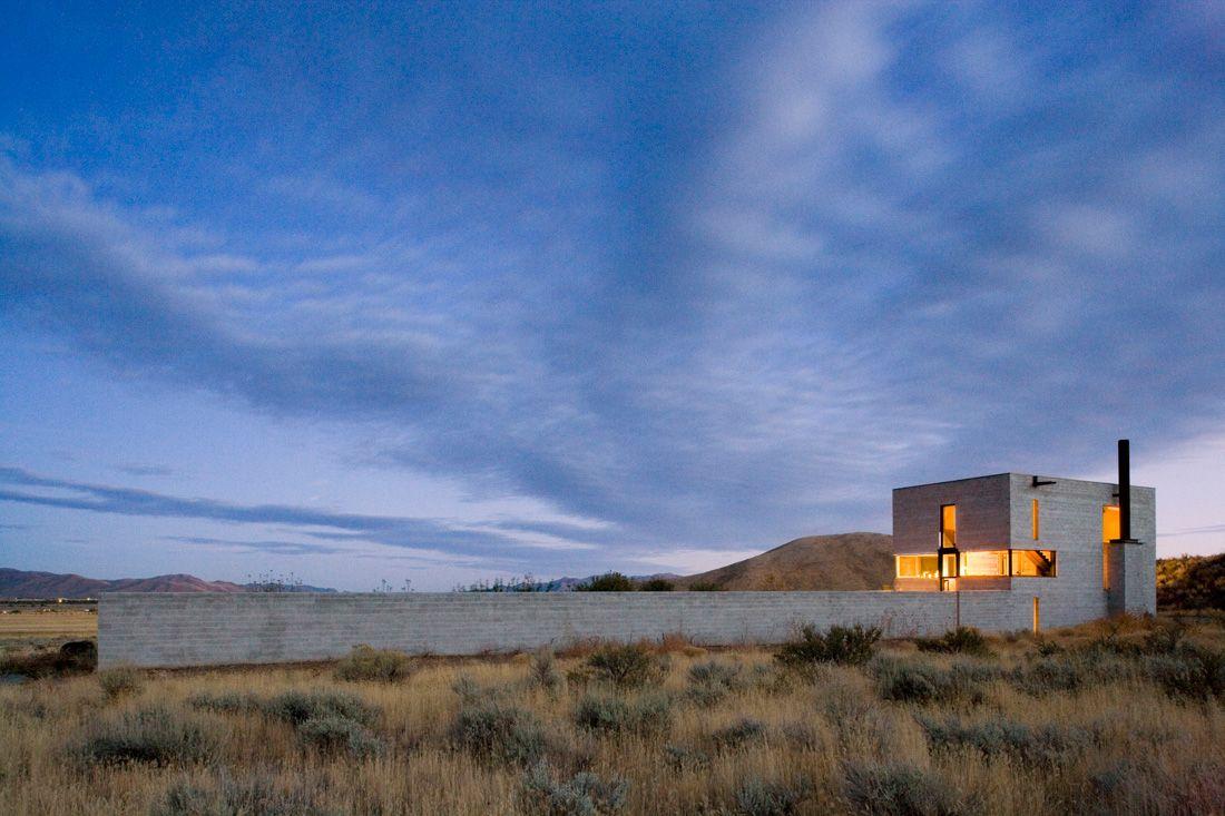 Outpost desert residence