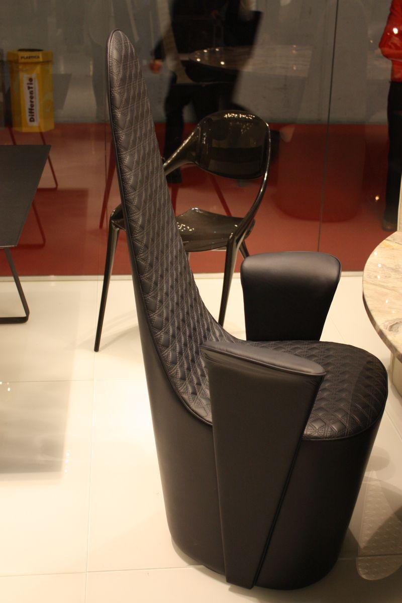 Reflex tall dining armchair
