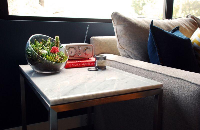 Small table terrarium