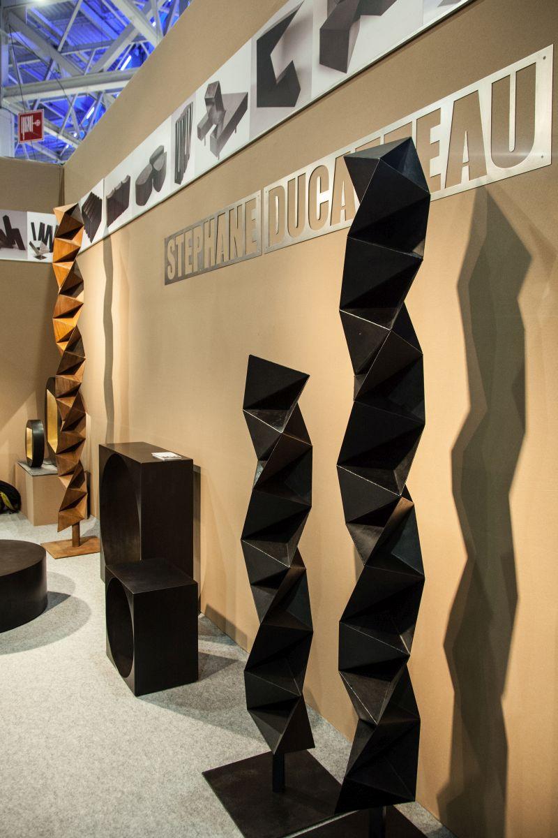 Stephanne black columns