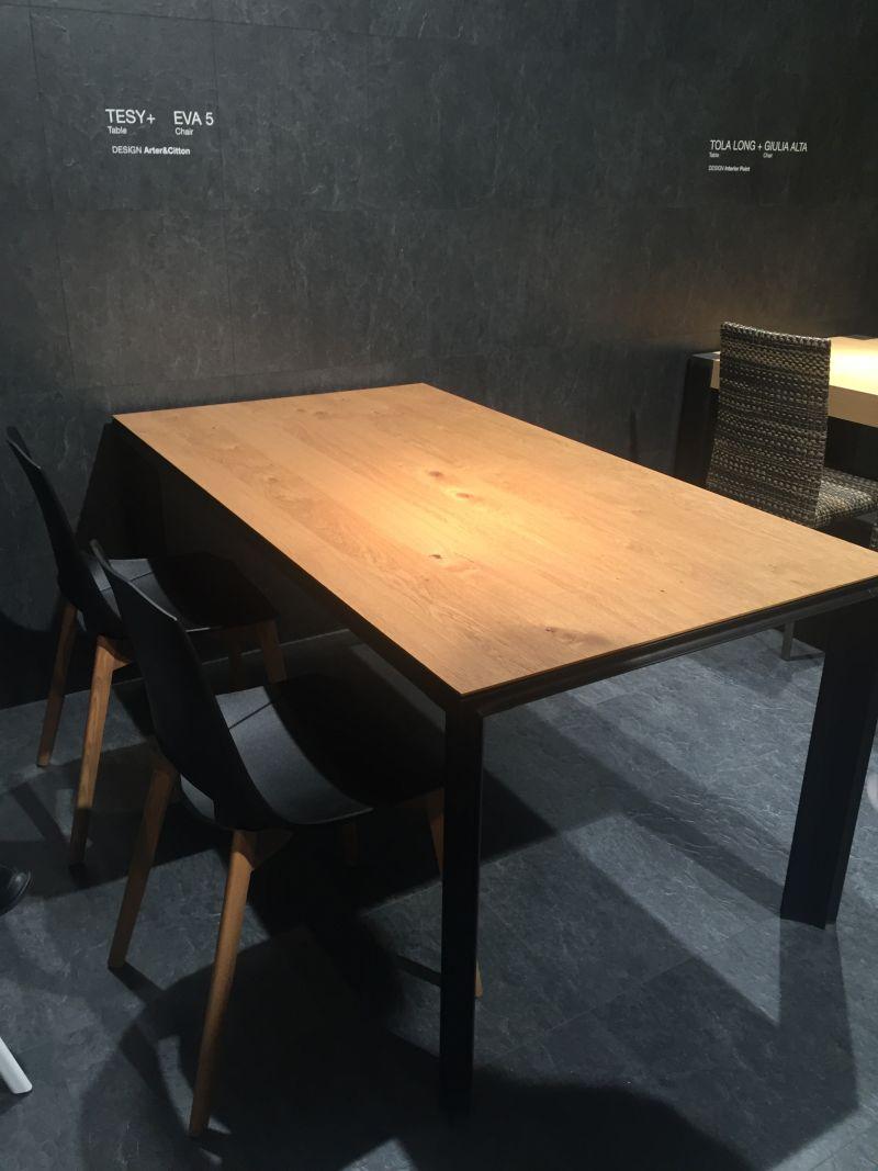 Tesy table design