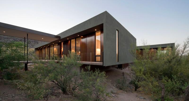 The Levin Residence Landscape