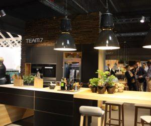 EuroCucina Offers Plenty of Kitchen Lighting Inspiration