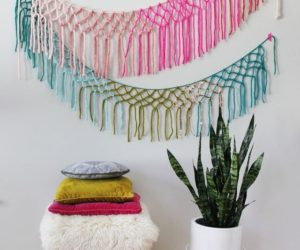 An Inspiring Collection Of DIY Macramé Projects You'll Love