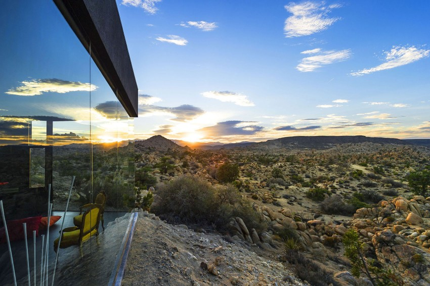 Yucca Valley House view