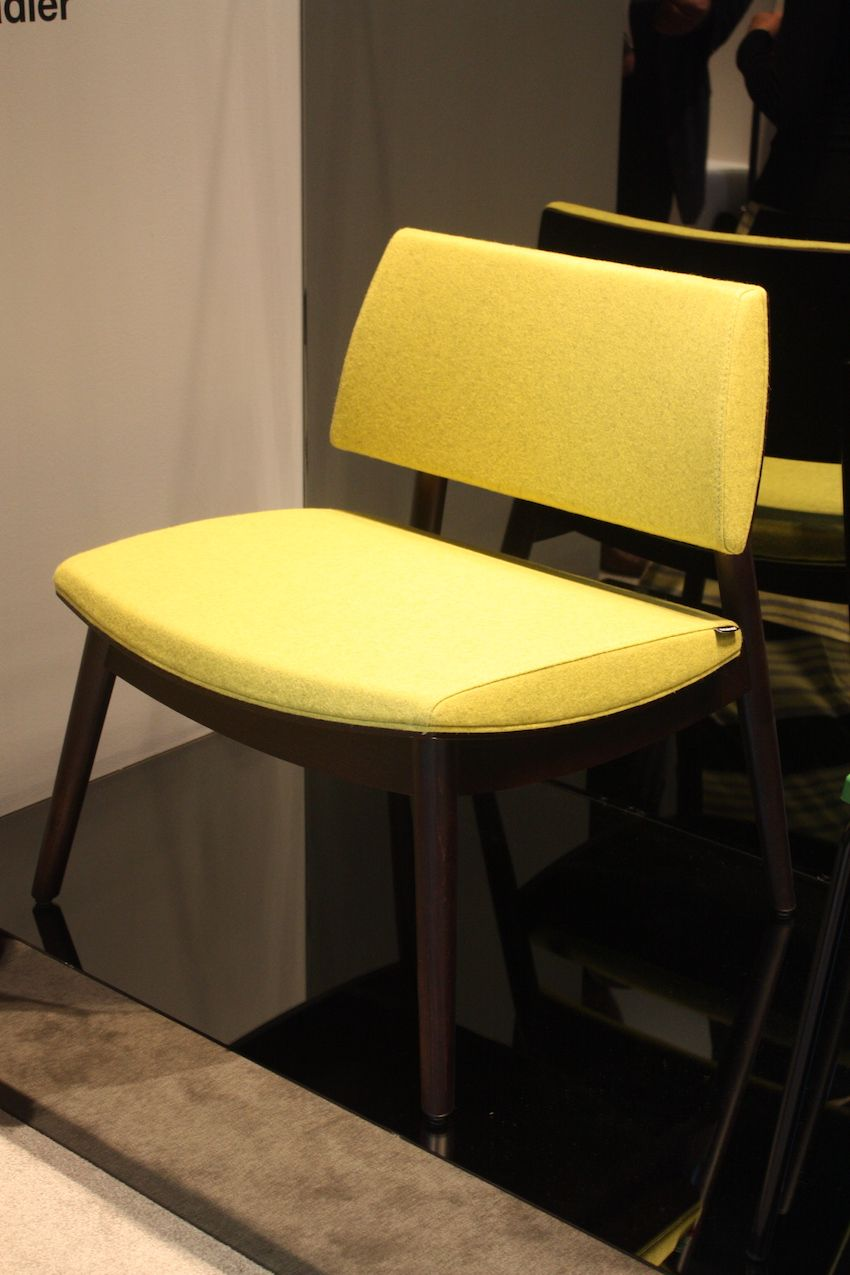 The To Kyo Dining Chair By Metamobil Looks Particularly Comfortable And Elegant This Design