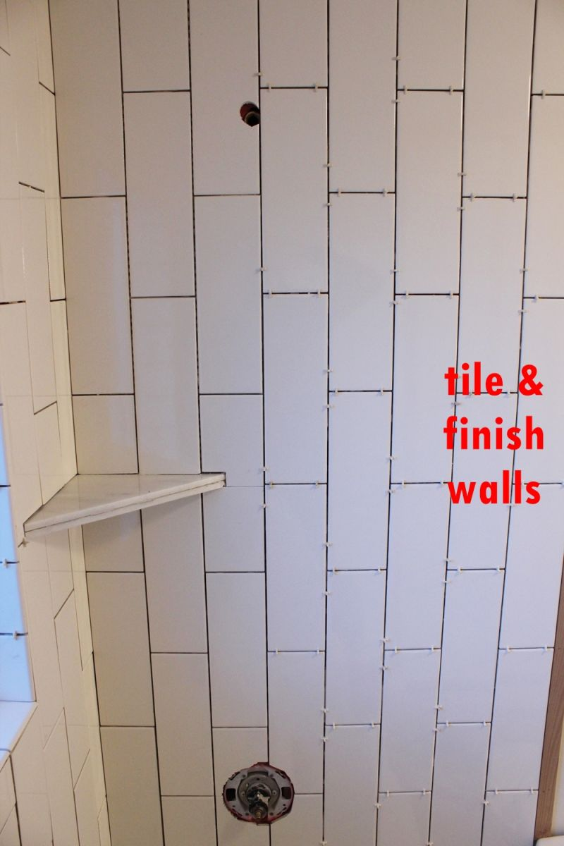 prepare your tub surround for tiling