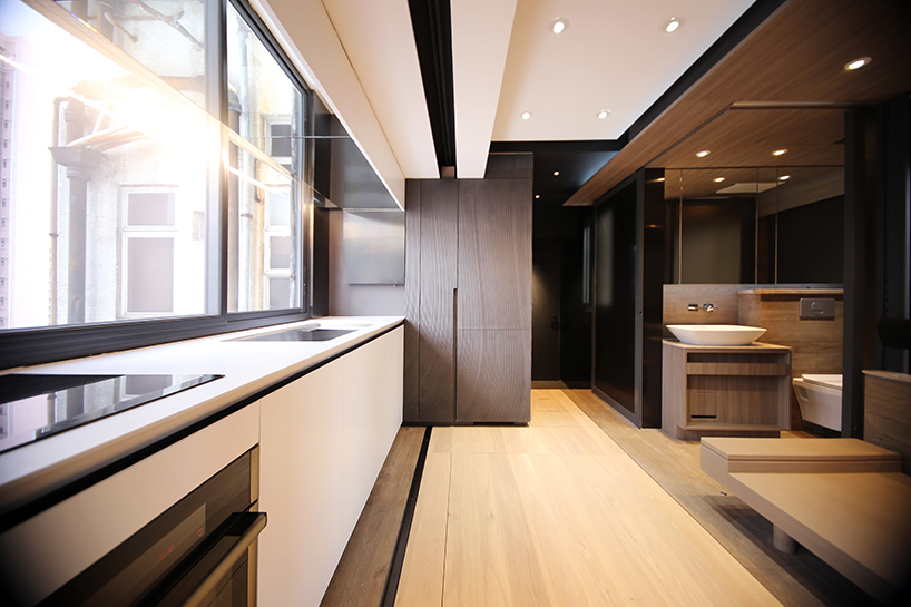 30 sqm hong kong apartment smart furniture