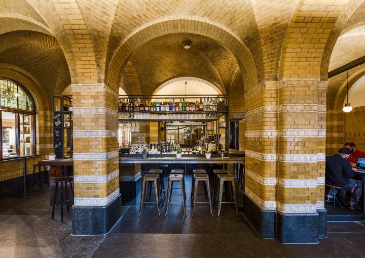 Amsterdam Cut Throat Kitchen Bar