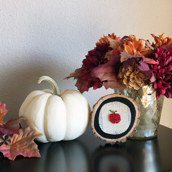 Autumn free cross-stitch patterns