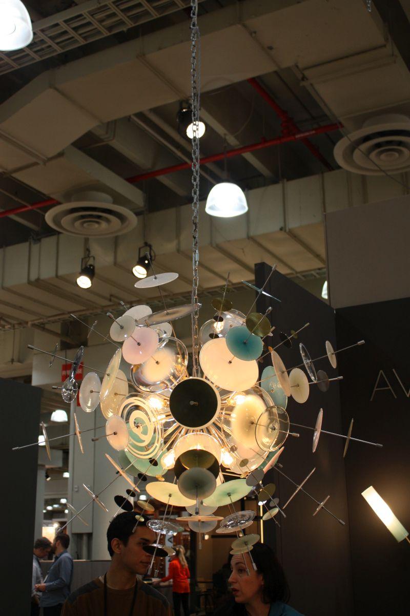 Avram Rusu chandelier