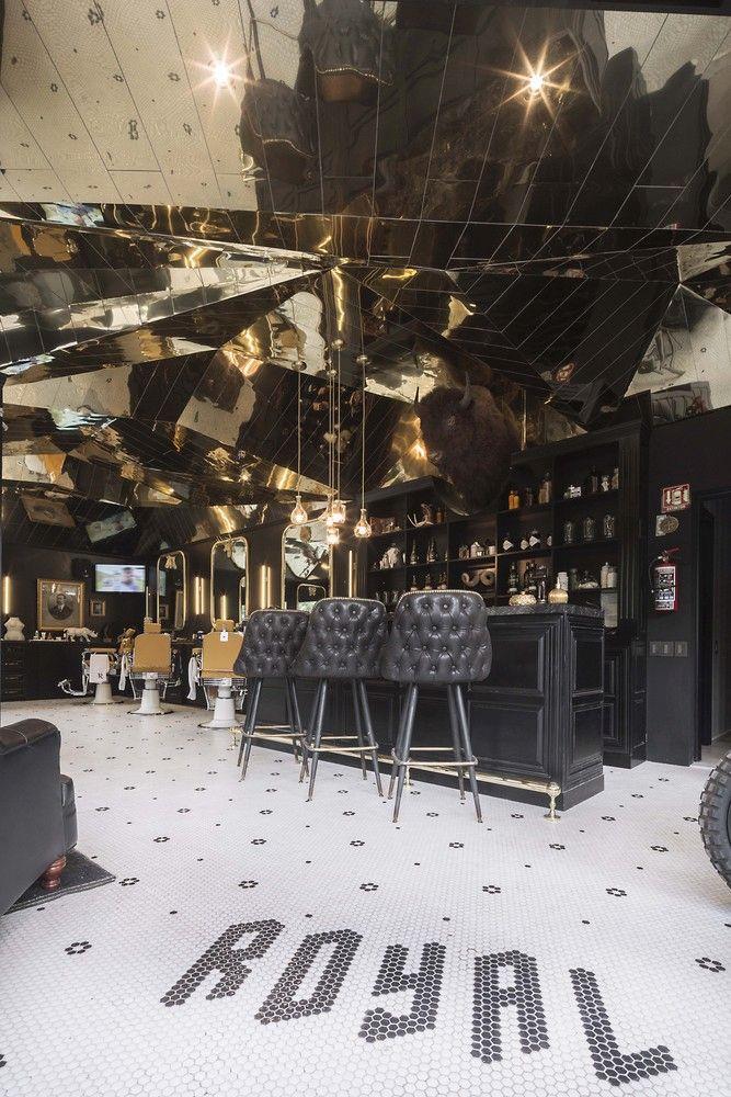 Barberia Royal by ROW Studio Royal