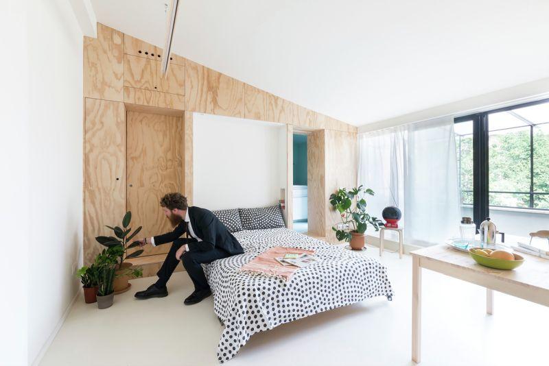 Batipin Flat apartment