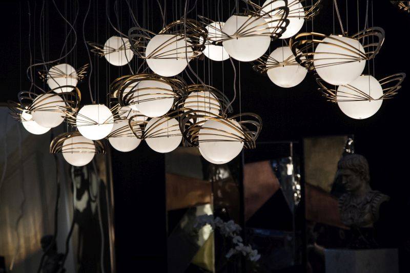 Beautiful chandelier from Roberrto Cavali