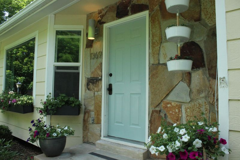 Beautiful front door design