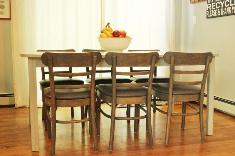 Beautiful new chairs for dining room