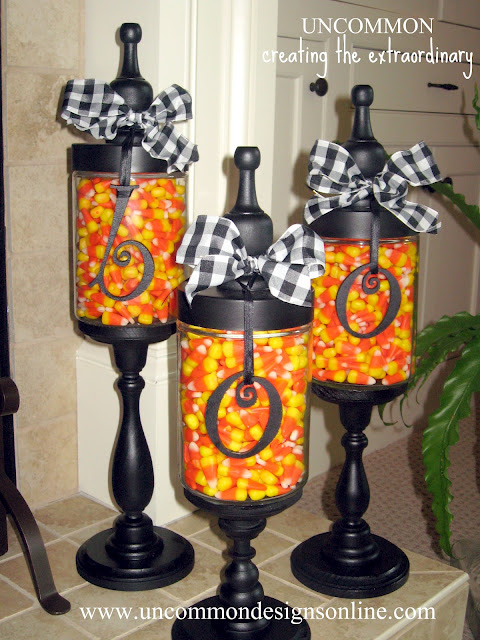 Boo Apothecary Jars jars