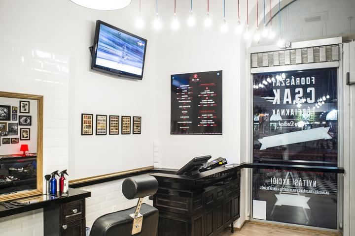 aBorbély Barber Shop