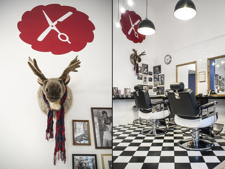 aBorbély Barber Shop