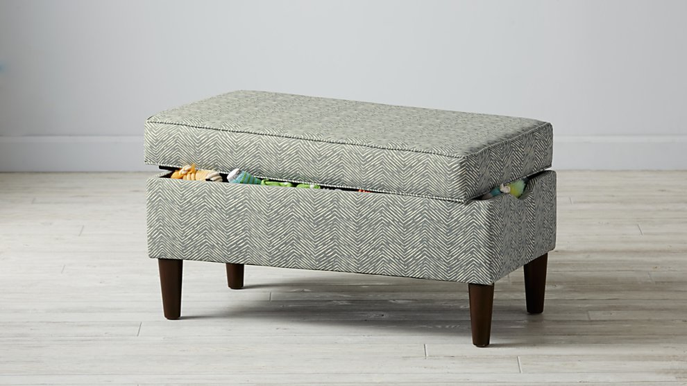 Cameron storage bench