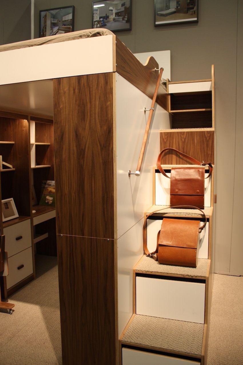 casa kids furniture. Casa Kids Urbano Loft Bed Is By Designer Roberto Gil. It Definitely Makes The Most Furniture