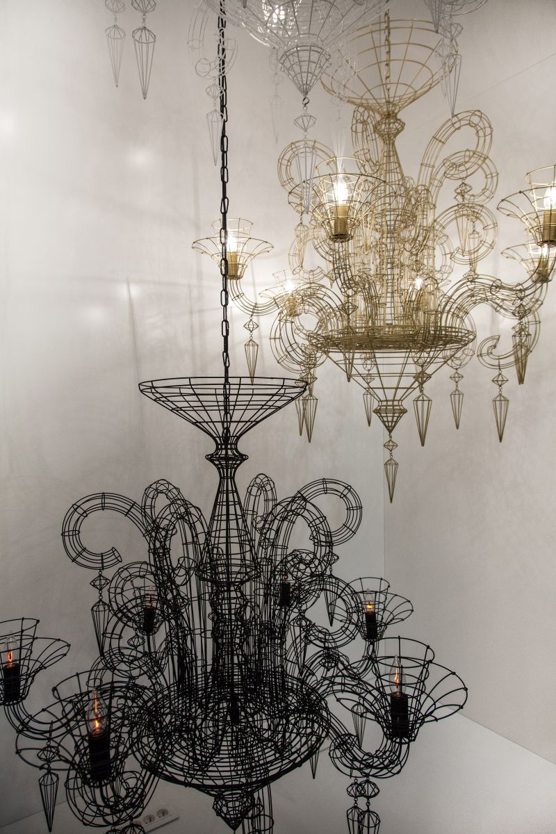 Modern chandeliers designed to impress and stand out chandelier angelius arubaitofo Gallery