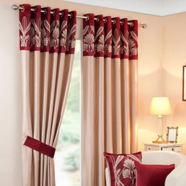 Choose A Modern Pattern curtain