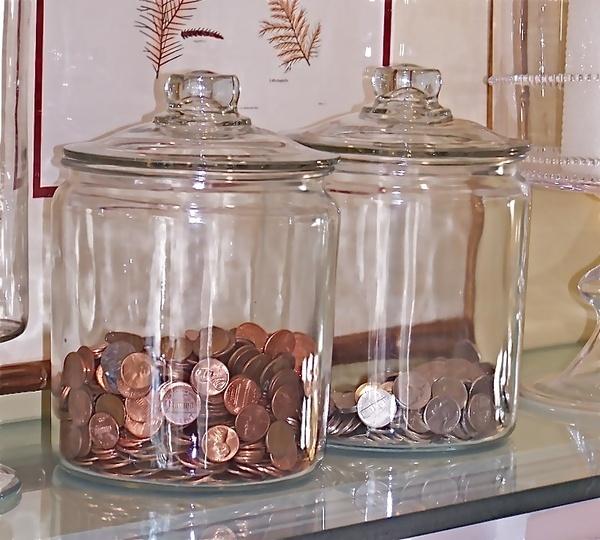 Coins storage