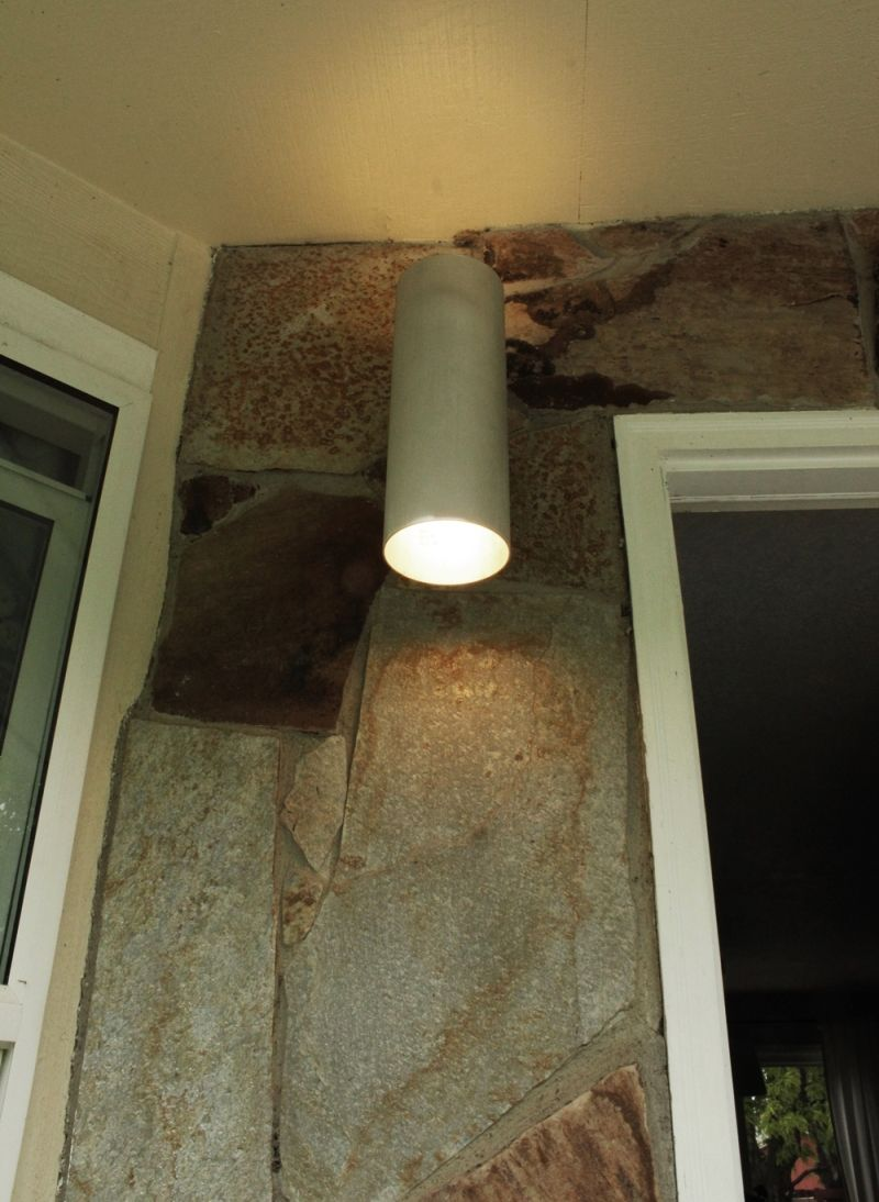 porch lighting ideas. DIY Install Porch Light By Night Lighting Ideas