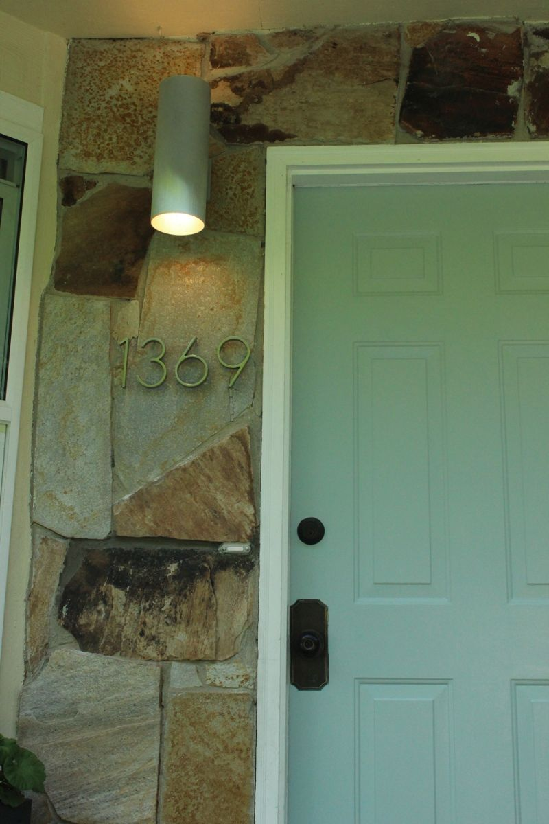 DIY Paint Front Door   A New Paint Part 66