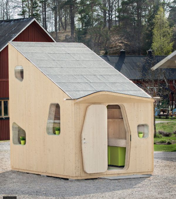Eco friendly student unit