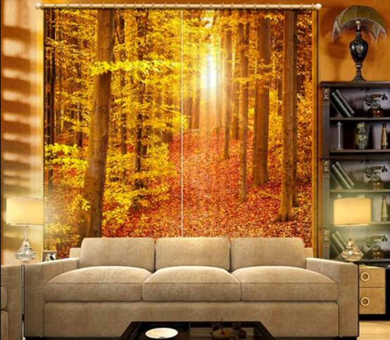 Get Scenery Curtains modern curtains