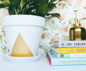 Classy DIY Projects You Can Do With Gold Foil