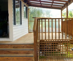 How To Strip and Stain Your Deck