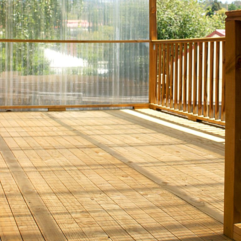 How To Strip And Stain Your Deck After Washing