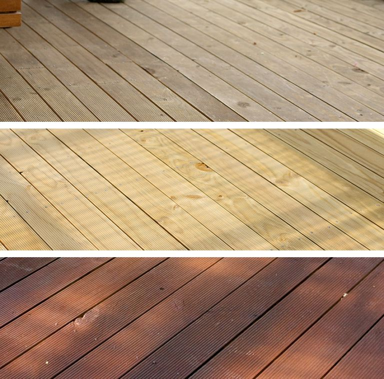 How To Strip And Stain Your Deck Process
