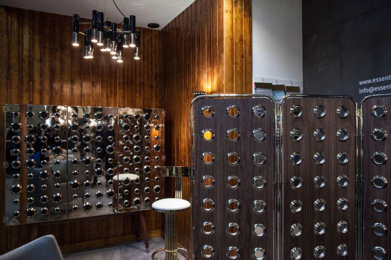 Ike Modern chandelier system