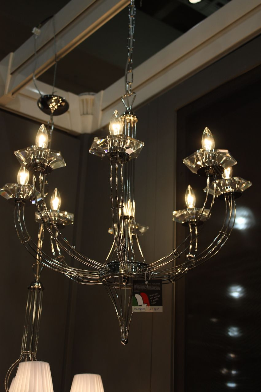 italian lighting fixtures. Italian Lighting Company Metal Lux Creates Artful Designs From Glass. This Traditionally Shaped Glass Chandelier Fixtures H